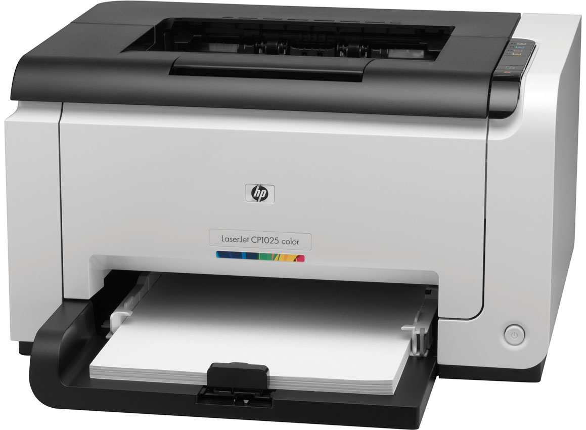 Color-LaserJet CP1025